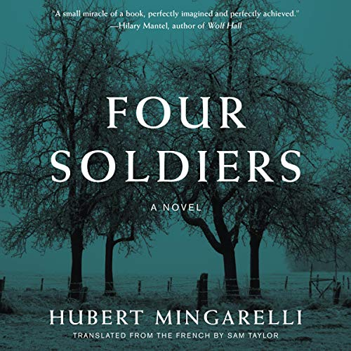 Four Soldiers cover art