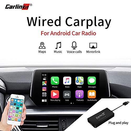 Carlinkit Carplay Dongle cable Compatible unidad principal