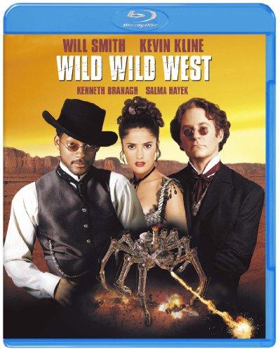ワイルド・ワイルド・ウエスト [Blu-ray]