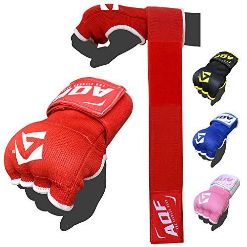 AQF Casque Boxe MMA Dentra/înement Muay Thai Grille De Protection Amovible Sparring pour Les Arts Martiaux MMA Kickboxing Taekwondo Karat/é