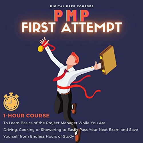 PMP: First Attempt cover art