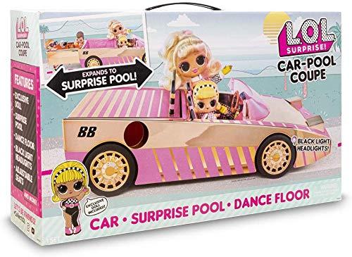 MGA LOL Surprise ! Car Pool Cup