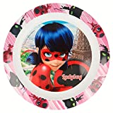 Lady Bug Miraculous Teller Mikrowelle Kids Lady Bug, Farbe (Stor st-86947)