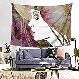 ZGPOJNDKI Tapiz para colgar en la pared para decoración del hogar, para estudiantes, dormitorio, sala de estar, dormitorio, 152 cm de alto x 200 cm de ancho