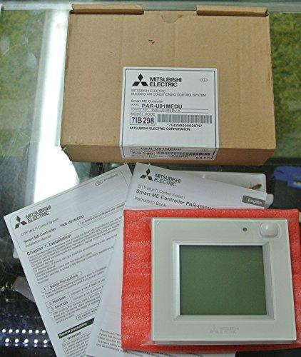 Mitsubishi CITY MULTI Control System Smart Me controller PAR-U01MEDU HVAC Control Unit/Thermostat