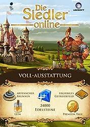 Jetzt Edelsteine für Siedler Online bei Zwergenstadt kaufen