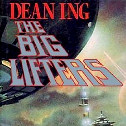 The Big Lifters audiobook cover art