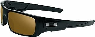Oakley Men's OO9239 Crankshaft Rectangular Sunglasses