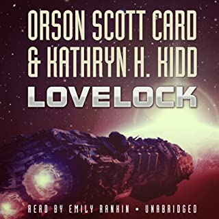 Lovelock audiobook cover art