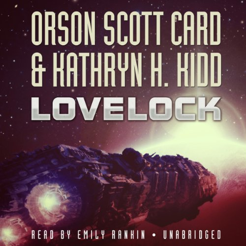 Lovelock audiobook cover art