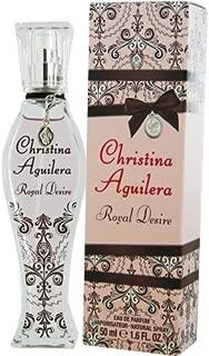 CHRISTINA AGUILERA ROYAL DESIRE by Christina Aguilera EAU DE PARFUM SPRAY 1.7 OZ