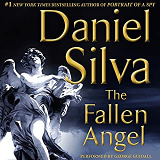 The Fallen Angel: Gabriel Allon, Book 12 audiobook cover art