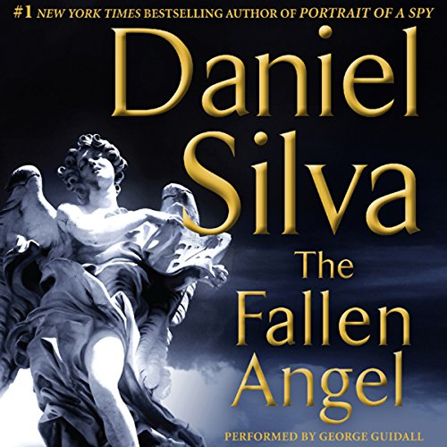 The Fallen Angel: Gabriel Allon, Book 12 cover art