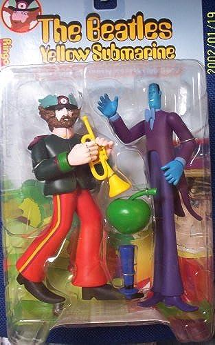 Mcfarlane The Beatles Gelb Submarine Ringo w  ApÃle Bonker 19 cm Action Figure