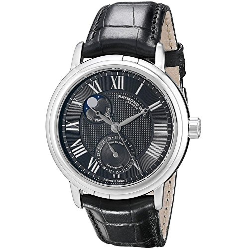 Raymond Weil Men's 2839-Stc-00209 Moon Face Automatic Date Watch