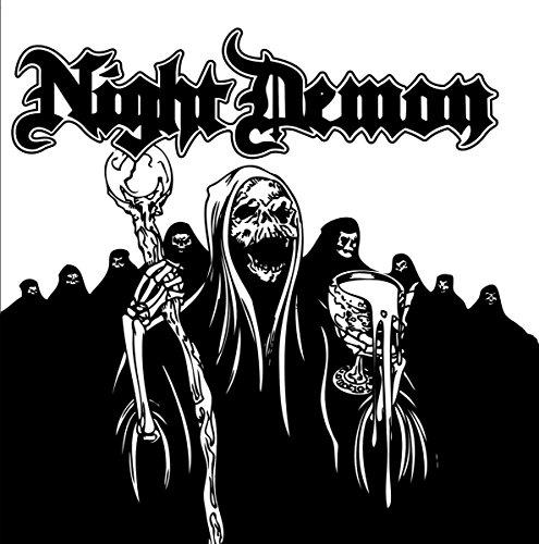 Night Demon (Ltd.Black/White Lp) [Vinyl LP]