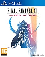 Final Fantasy XII The Zodiac Age PS4 Game [Import Anglais]