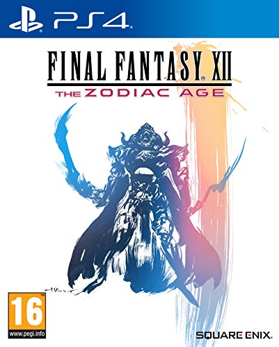 Final Fantasy XII The Zodiac Age - PlayStation 4 [Edizione: Regno Unito]
