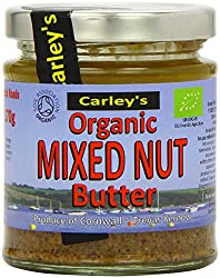 Highest quality organic foods Organic mixed nut butter No added oil Can be stored without refrigeration until they are opened