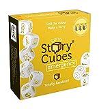 The Creativity Hub RSC32 Rory's Story Cubes Urgence Couleurs mélangées