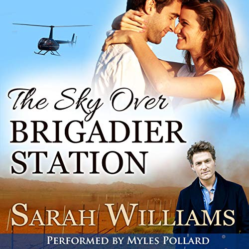 The Sky over Brigadier Station audiobook cover art