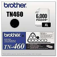 Brother TN460 オリジナル トナーカートリッジ、ブラック - 小売パッケージ入り
