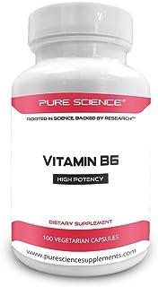 Pure Science Vitamina B6 (clorhidrato