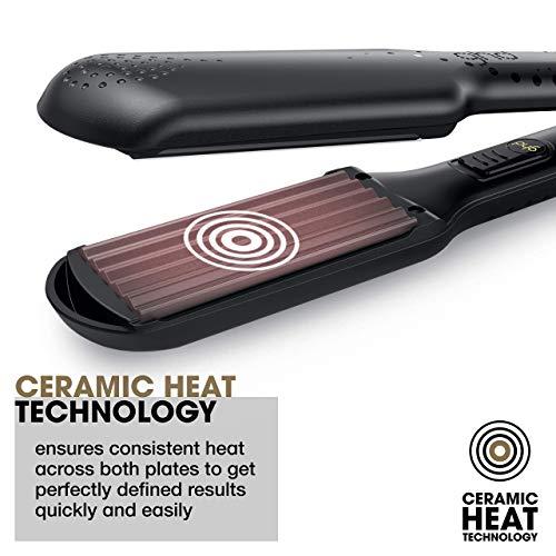 ghd contour - Ondulador profesional, calentamiento en 30 segundos a 180ºC,...