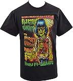 Photo de MMbvc Mens T-Shirt Johnny ACE DEE DEE Ramones Frankenstein Lowbrow Punk Roth Hotrod