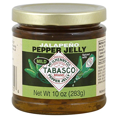 Tabasco Jalapeno-Pfeffer Jelly, 10Unze –-12pro Fall.