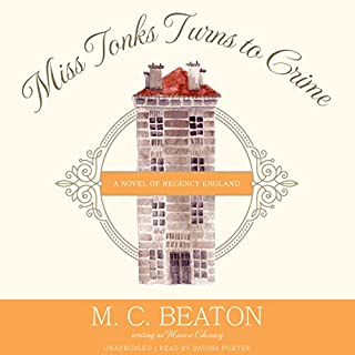 Miss Tonks Turns to Crime cover art