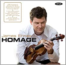 Homage (CD & DVD) by James Ehnes (2009-01-13)
