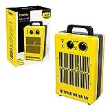 Best Garage Heaters - Benross 3000W Industrial Fan Space Heater, Powerful Tilting Review