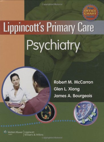 Lippincott's Primary Care Psychiatry