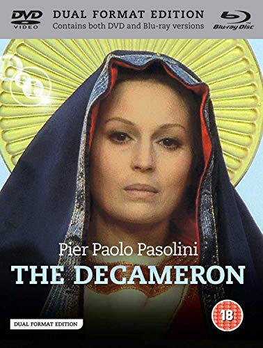 The Decameron / Notes for an African Oresteia (DVD + Blu-ray) [1970] by Pier Paolo Pasolini