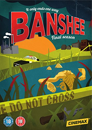 Banshee - Season 4 [DVD] UK-Import, Sprache-Englisch