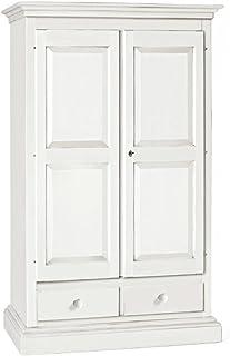 Armadio Arte Povera Ikea.Amazon It Armadio In Legno Massello