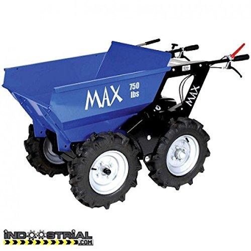 Minidummer Max Truck - 365 kg - 230 liter - Motor Honda