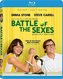 Battle Of The Sexes [Edizione: Stati Uniti] [Italia] [Blu-ray]