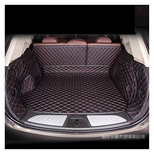 De Cuero Personalizada Maletero del Coche Mat Fit for Audi A3 A4 A5 A6 4door A5 2door Carro A7 A8 /
