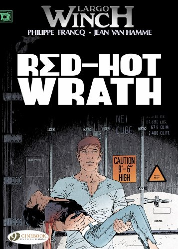 Largo Winch - tome 14 Red-Hot Wrath (14)