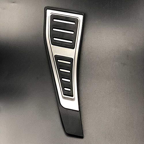 SAXTZDS Coche sin perforación Reemplazo de la Almohadilla del Pedal del Freno de Mano Derecha, Apto para Audi Q7 A4 A5 S4 B9 8W 2017-2019