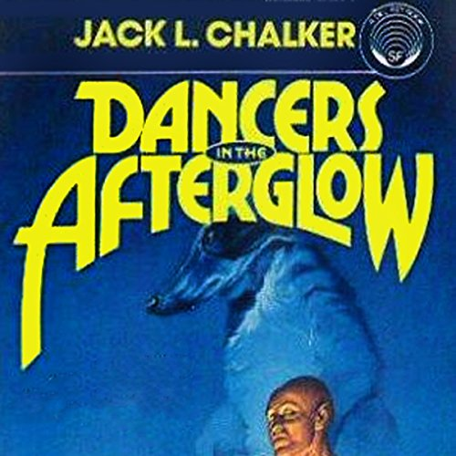 Dancers in the Afterglow audiobook cover art