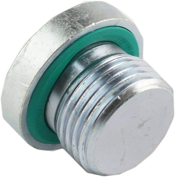 unisex VioletLisa Save money 1x Drain Plug Seal Auto Ring Oil Transmission Filter