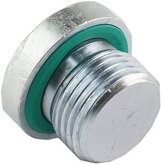 1x Drain Plug Seal Ring Auto Transmission Oil Filter Pan 24117552349 For BMW E39 E46 128 135 320 323 325 328 330 335 525 528 530 535 540 545 550 640 645 650 740 745 750 760 X1 X3 X5 X6 Z4