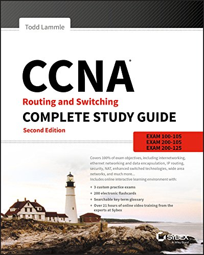 Image OfCCNA Routing And Switching Complete: Exam 100-105, Exam 200-105, Exam 200-125