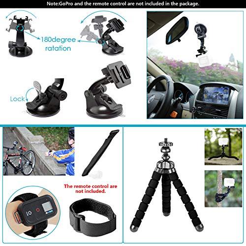 Ensemble Trousse Accessoires Caméra GoPro Neewer 50 en 1 - 5