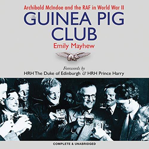 The Guinea Pig Club cover art