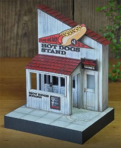 Strasse Avenue Series 1 32  1 35 Hot-Dog-Stand