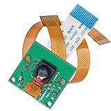 AZDelivery cámara con Cable de Cinta Flexible de 15cm para Raspberry Pi y Cable de Cinta Flexible de 30cm para Raspberry Pi Zero con eBook Gratis!